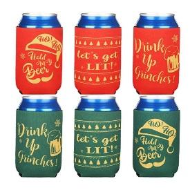 La smejores fundas para latas de cerveza