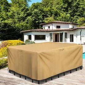 Las mejores fundas para muebles de jardín