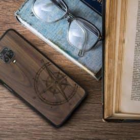 Las mejores fundas de madera para móvil